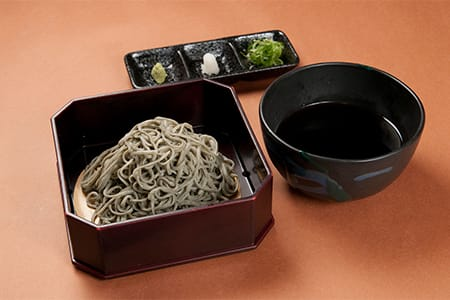 Nama-fu and Yomogi Soba 1,100 yen